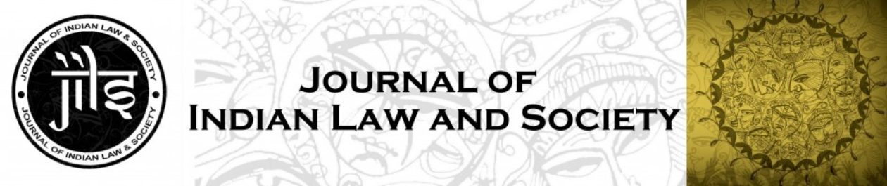 JILS - Journal of Indian Law and Society